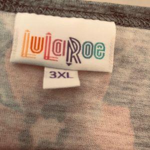 LuLaRoe Tops - NWOT!  LuLaRoe 'Randy' t-shirt, size 3x